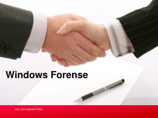 Windows Forense
