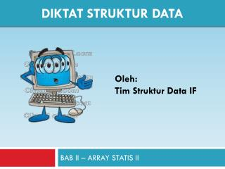 DIKTAT struktur data