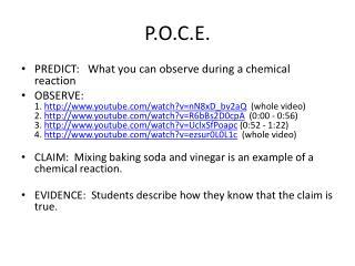 P.O.C.E.
