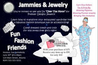 Jammies & Jewelry