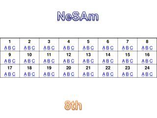 NeSAm