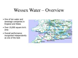 Wessex Water – Overview
