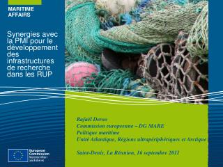 Synergies avec la PMI pour le développement des infrastructures de recherche dans les RUP