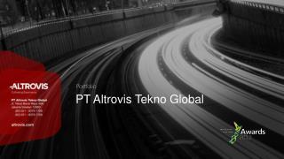 PT Altrovis Tekno Global