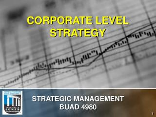 CORPORATE LEVEL STRATEGY