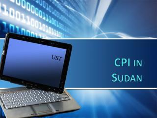 CPI in Sudan