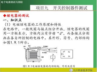 电子电路测试与测绘