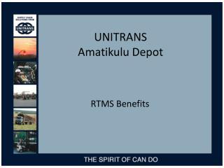 UNITRANS Amatikulu Depot