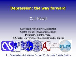 Depression : the  way forward