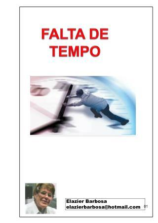 Elazier Barbosa elazierbarbosa@hotmail