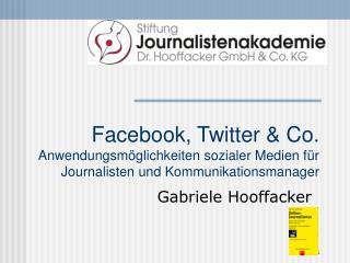 Gabriele Hooffacker
