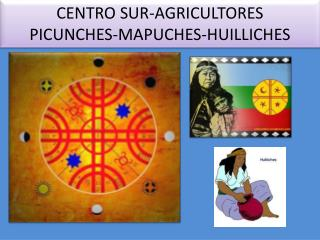 CENTRO SUR-AGRICULTORES PICUNCHES-MAPUCHES-HUILLICHES