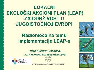 """Hotel """"Vu čko"""", Jahorina, 30. novembar-02. decembar 2009."""