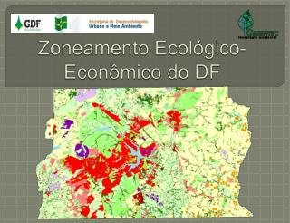 Zoneamento Ecol gico-Econ mico do DF