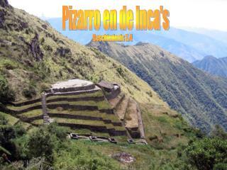 Pizarro en de Inca's