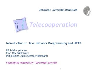 Introduction to Java Network Programming and HTTP