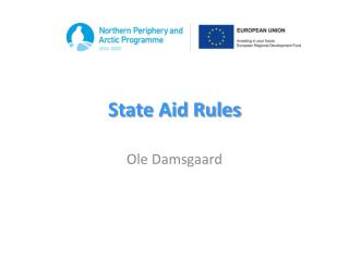 State Aid Rules