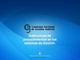 Instructivos de procedimientos en los sistemas de Gestión.