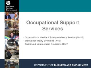 Occupational Support Services