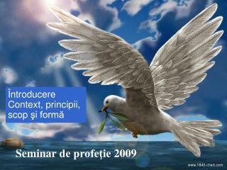 Seminar de profeţie 2009
