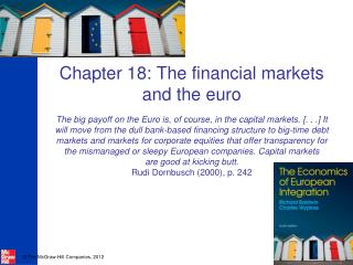 What are financial institutions and markets?
