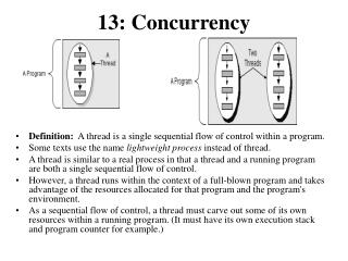 13: Concurrency