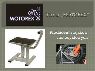 "Firma ""MOTOREX"""