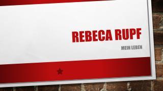 Rebeca Rupf