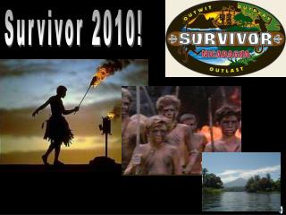 Survivor 2010!