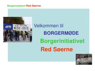 Borgerinitiativet Red Søerne