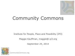 CommunityCommons