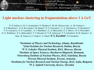 Light nucleus clustering in fragmentation above 1 A GeV