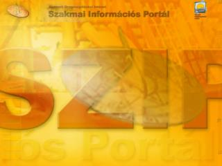 A portál funkciói