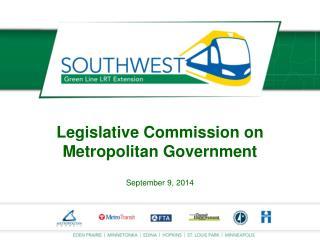 Legislative Commission on Metropolitan Government