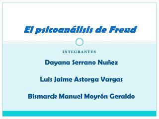 El psicoanálisis de Freud