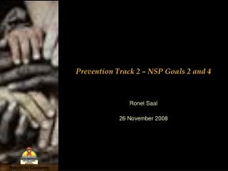 Prevention Track 2 – NSP Goals 2 and 4