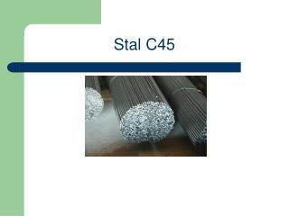 Stal C45