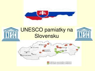 UNESCO pamiatky na Slovensku