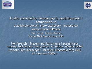 Ponad 50 światowych firm zainwestowało w B+R w Polsce