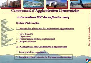 Communauté d'Agglomération Clermontoise
