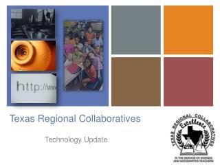 Texas Regional Collaboratives