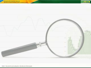 Tópicos abordados A crescente importância dos indicadores sociais