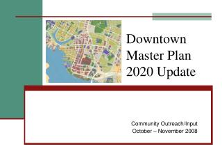 Downtown  Master Plan  2020 Update