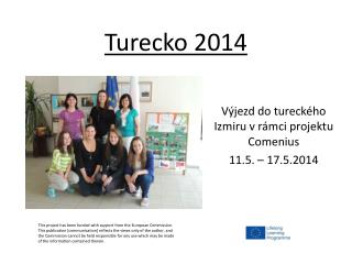 Turecko 2014