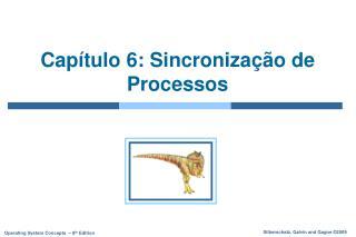 Capítulo 6: Sincronização de Processos
