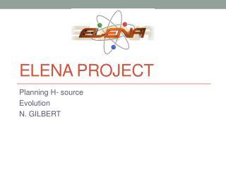 Elena Project