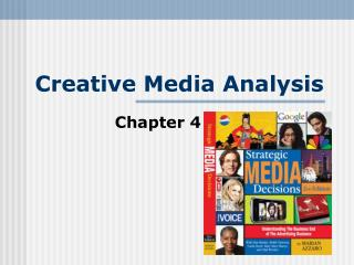 Creative Media Analysis