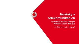 Novinky v telekomunikacích