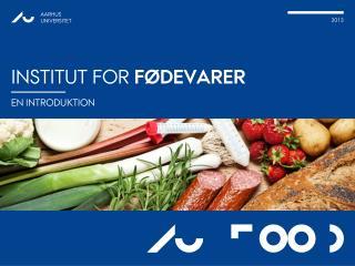 Institut for fødevarer