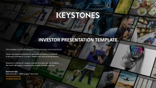 Keystones is Denmark's largest network of private startup investors.